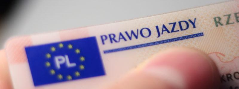 Wymiana ukraińskiego prawa jazdy na polskie
