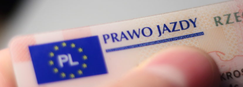 Wymiana ukraińskiego prawa jazdy na polskie 2019r